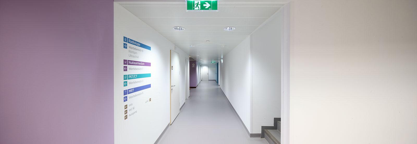 Radiology Center - moderne Räumlichkeiten